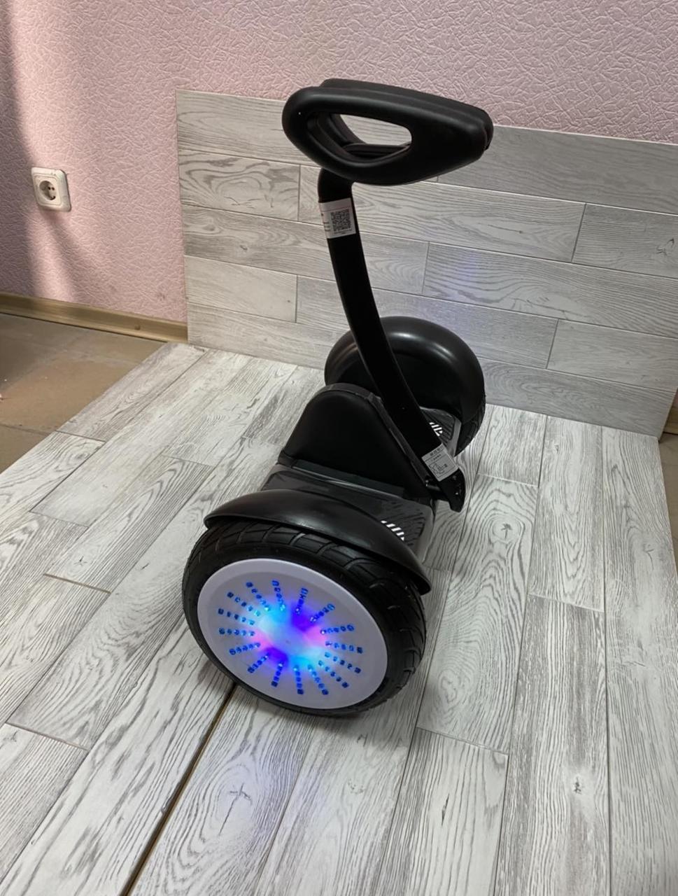 Міні сігвей гироскутер Ninebot Mini Robot 54V Чорний Black Міні-сігвей гіроскутер Чорний найнбот міні Робот