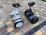 Міні сігвей гироскутер Ninebot Mini Robot 54V Чорний Black Міні-сігвей гіроскутер Чорний найнбот міні Робот, фото 2