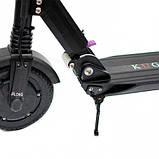 Электросамокат Kugoo S3 Черный (Black). Електросамокат Куго С3, фото 3