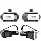 3D очки виртуальной реальности VR BOX 2.0 с пультом, фото 8