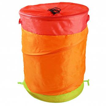 Корзина для игрушек M 2507 (Оранжевая M 2507(Orange) )