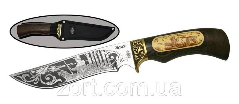 Нож с фиксированным клинком Велес, фото 2