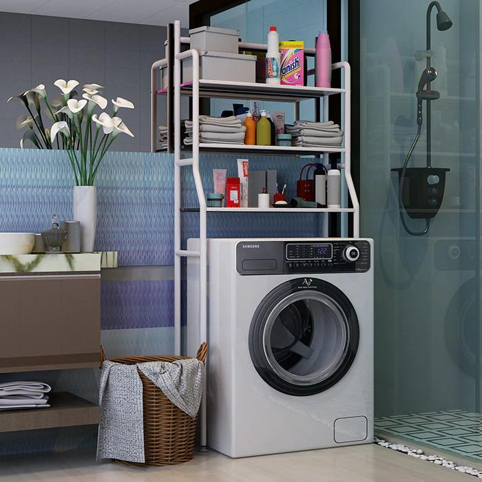 Стойка-органайзер на стиральную машину