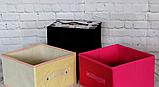 Кофр органайзер для хранения вещей 26*26*17 см, фото 3