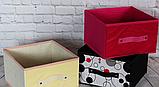 Кофр органайзер для хранения вещей 26*26*17 см, фото 5