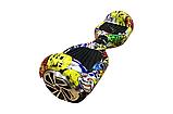 ГИРОСКУТЕР SMART BALANCE 6.5 дюймів Wheel Хіп-Хоп (Hip-Hop) TaoTao APP. Гироборд Про. Автобаланс, фото 3