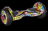 ГИРОСКУТЕР SMART BALANCE PREMIUM PRO 10.5 дюймів Wheel Хіп хоп TaoTao APP автобаланс, гироборд Гіроскутер, фото 6