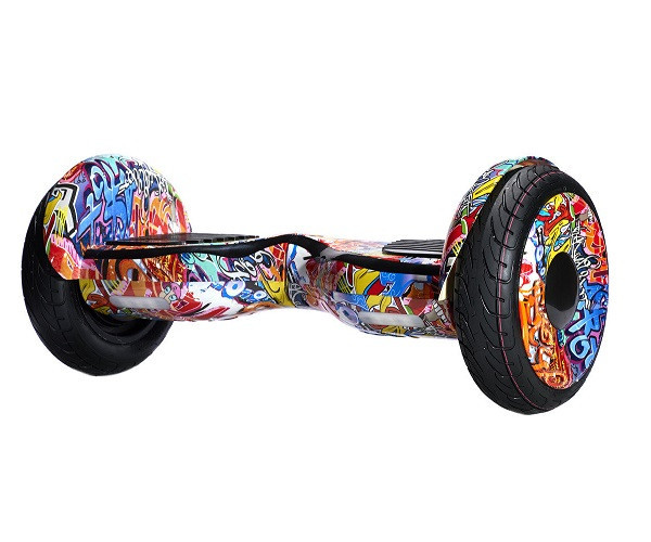 ГИРОСКУТЕР SMART BALANCE PREMIUM PRO 10.5 дюймов Wheel Оранжевый хип хоп TaoTao APP автобаланс, гироборд