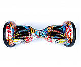 ГИРОСКУТЕР SMART BALANCE PREMIUM PRO 10.5 дюймов Wheel Оранжевый хип хоп TaoTao APP автобаланс, гироборд, фото 2