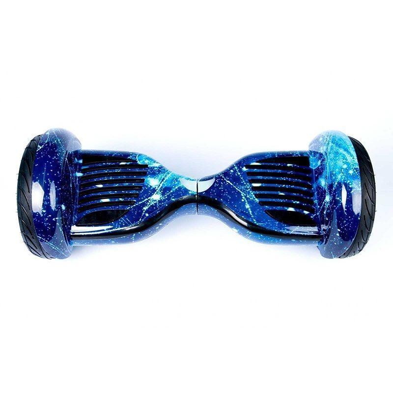 ГИРОСКУТЕР SMART BALANCE PREMIUM PRO 10.5 дюймов Wheel Синий космос TaoTao APP автобаланс, гироборд Гіроскутер