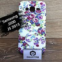 Чехол с рисунком Samsung J5 2015 (J500)