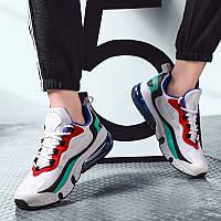 Разноцветные мужские кроссовки демисезон размеры 41,42,43.44,45,46