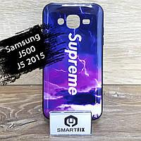 Чехол с рисунком для Samsung J5 2015 (J500) Supreme