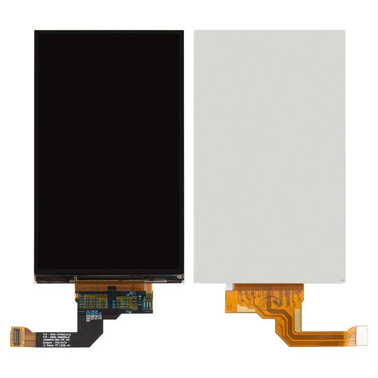 Дисплей (LCD) LG E450 Optimus L5x | E455 Optimus L5 Dual | E460 Optimus L5