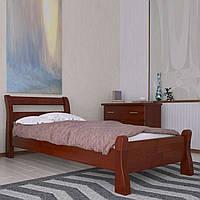 Кровать деревянная Венеция односпальная