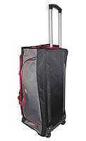 Дорожная сумка на колесах средний размер (разные цвета), фото 1
