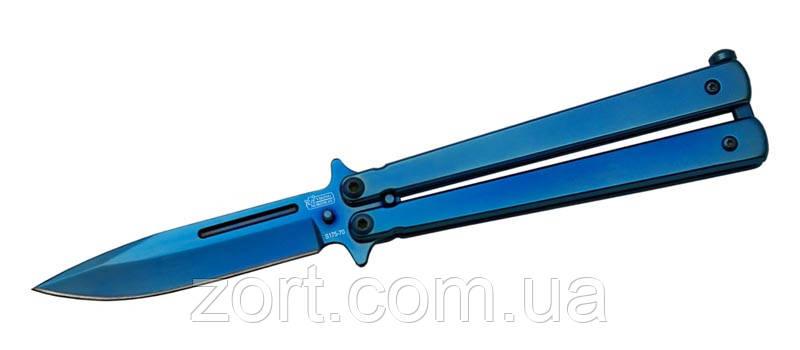 Нож складной бабочка S175-70, фото 2