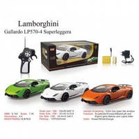 """Машина р/у""""Lamborghini Gallardo"""" DX111805DH"""