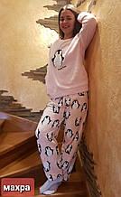Пижама тёплая