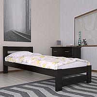 Кровать деревянная Симфония односпальная