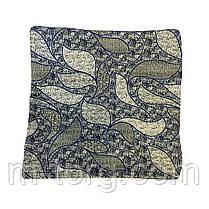 Декоративная наволочка на молнии  40/40 см, ткань гобелен, фото 2