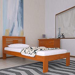 Кровать деревянная односпальная Шопен