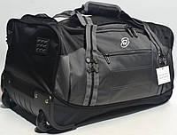 Модная стильная дорожная сумка на колесах, фото 1