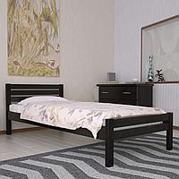 Кровать деревянная Роял односпальная