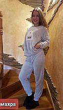 Пижама молодёжная махровая