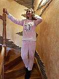 Махровая пижама молодёжная, фото 2