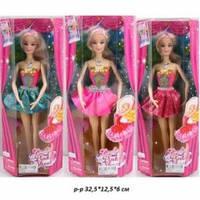 """Кукла """"Балерина"""" GD067-1/2/3"""