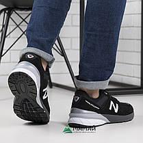 Кроссовки мужские New balance 990 v5 реплика, фото 2
