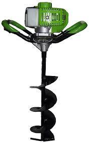 Бензиновый бур Craft-tec PRO EA 200(в комплекте шнек 200*800)