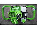 Бензиновый бур Craft-tec PRO EA 200(в комплекте шнек 200*800), фото 2