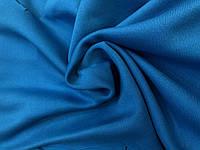 Трехнитка с начесом Голубая бирюза, фото 1