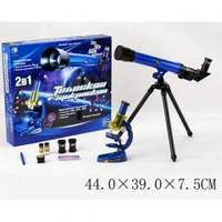 Микроскоп с телескопом C2109