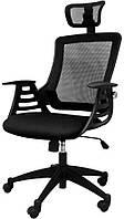 Офисное кресло MERANO headrest Black Office4You