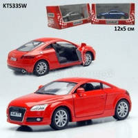 "Машина металл ""2008 Audi TT Coupe"" KT5335W"
