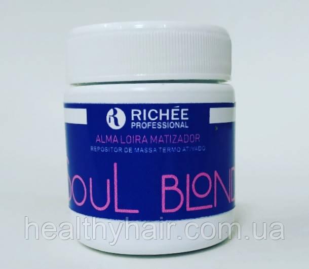 Ботокс для волосся Richee Professional Soul Blond 50 г