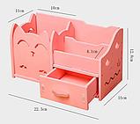 Подставка для канцелярии 23*11*13 см, фото 2