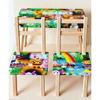 """Детский столик """"Лунтик"""" со стульчиками 859015"""