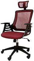 Офисное кресло MERANO headrest Bordeaux Office4You