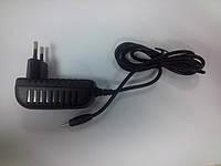 Зарядное ( адаптер) для китайских планшетов 5V 3A 2.5 /0.7 тонкий