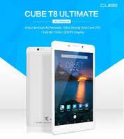 Планшет CUBE T8 Plus (ultimate), 2/16 ГБ, 4G, MTK8783.