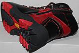 Ботинки на байке подростковые от производителя модель ДЖ2Б-1, фото 5