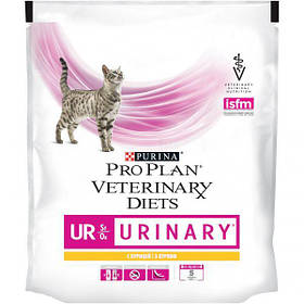 ProPlan Veterinary diets UR 1,5 кг - сухий корм для кішок при мочекаменой хвороби