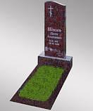 Виготовлення памятників з червоного граніту, фото 2