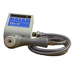 Аппарат для гидролазерного вакуумного магнитного массажа МедИнТех СВД-01 двухканальний