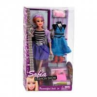 Кукла с нарядами и аксессуарами BBL7716