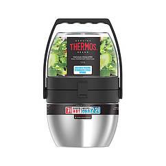 Двухкамерный контейнер Thermos для пищевых продуктов 470ml + 600ml